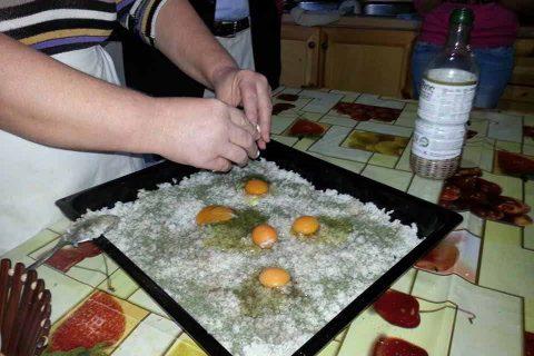 Traditional Food in Gjirokaster