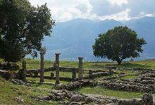 Antigonea Hiking Paths