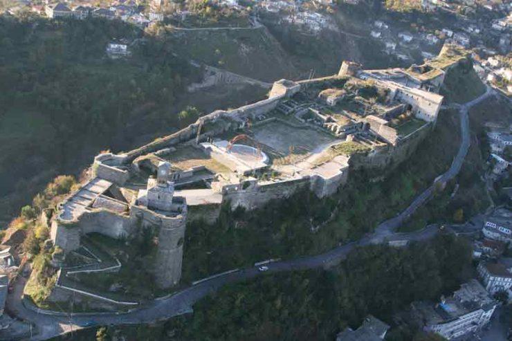 Gjirokastra Castle