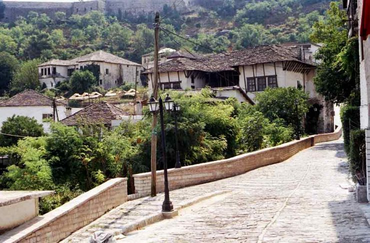 Seven Fountains of Gjirokastra